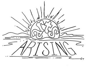 Arts Arising Logo