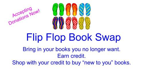 9387fd247 Flip Flop Book Swap