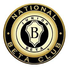 This a picture of the NAtional beta club signia