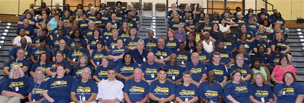 KCSD School Bus Drivers for 2016-17