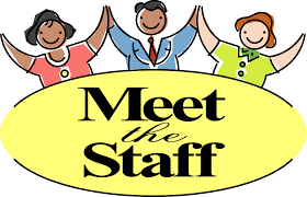 """Meet the Staff"" Graphic"