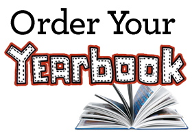 Yearbooks on sale through April 9th!