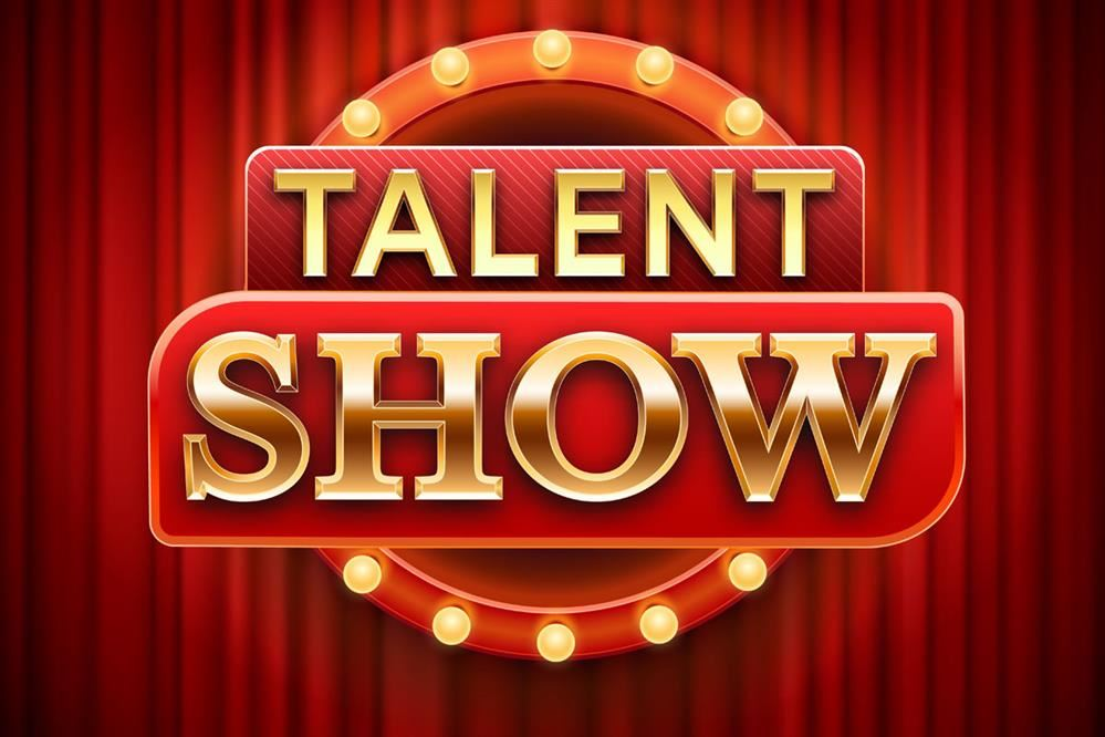 The 14th annual Talent Show is here. If you have a talent that you think is worth sharing, consider