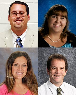 KCSD hires four new assistant principals for the 2015-16 school year.