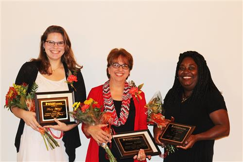 KCSD's Reading Teachers and Administrator of the Year