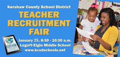 KCSD Teacher Recruitment Fair