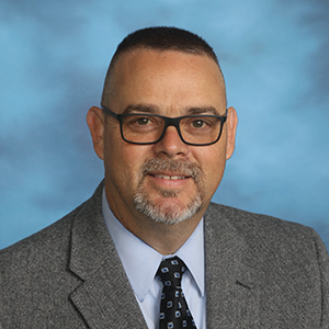 Gene Cameron, Principal of Lugoff-Elgin Middle for 2018-19