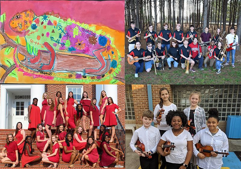 Celebrating the Arts - Art, Music, Dance, and more!