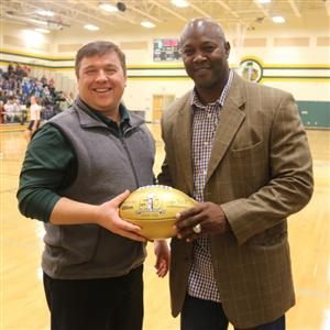 Coach Drakeford selected as new NCHS AD/football coaches