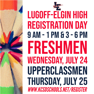 LEHS Registration Day