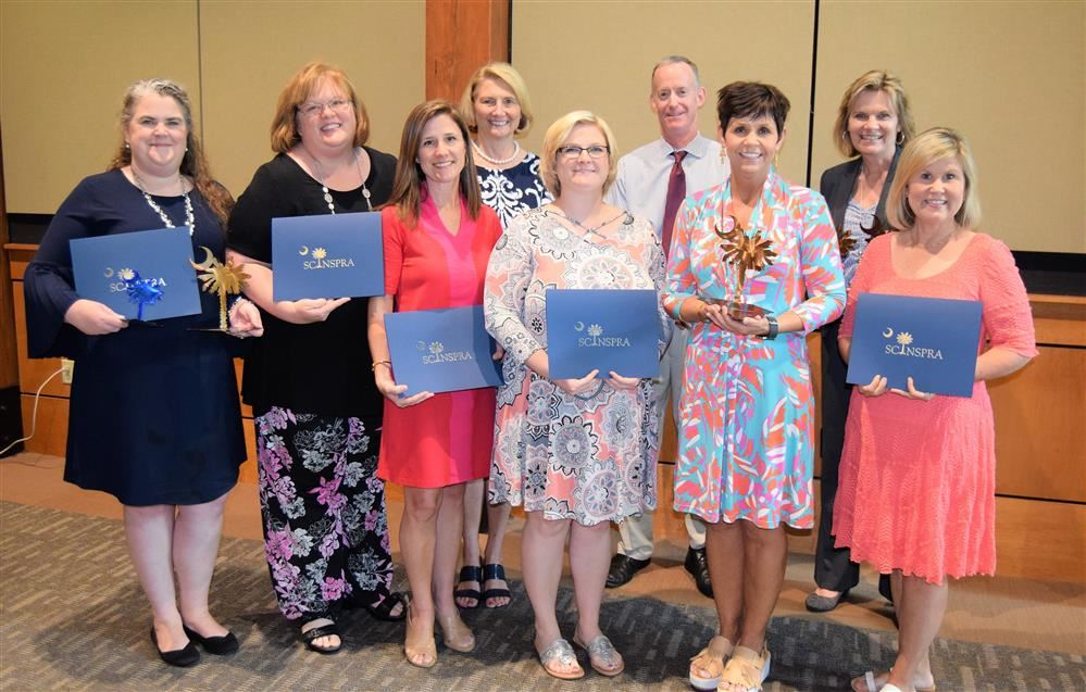 KCSD Rewards for Excellence Winners