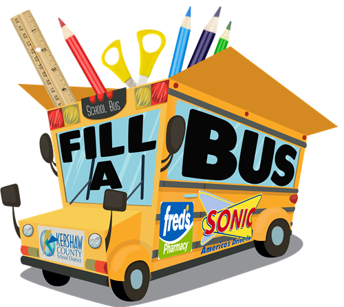 Fill a Bus for Student School Supplies!