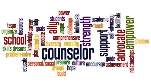 Counselor, support, advocate, empower, strength, ally, decisions, goals, encourage