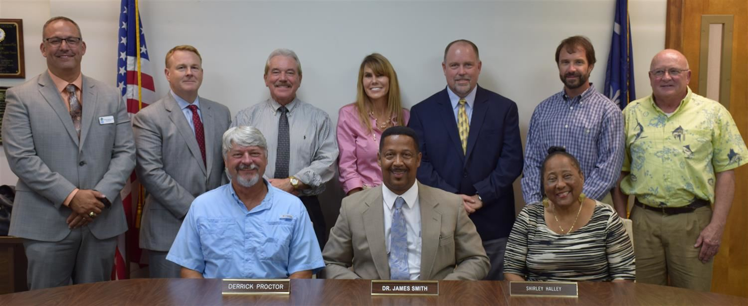 KCSD School Board - Fall 2018