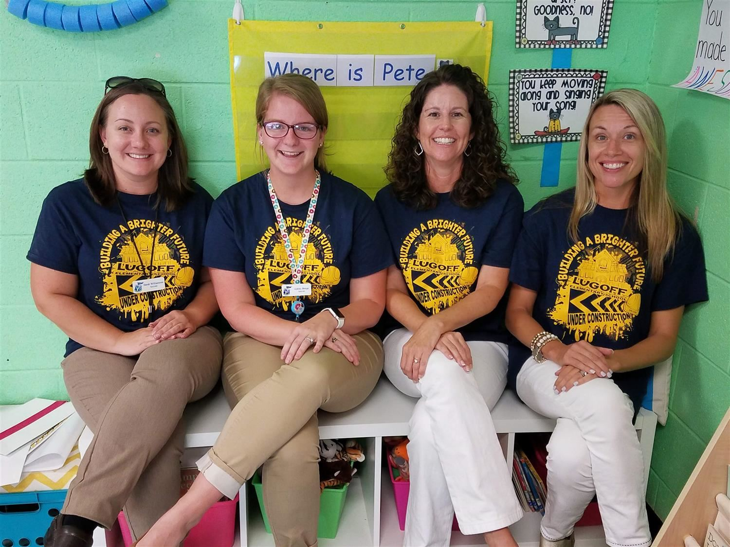 Meet the Kindergarten Team