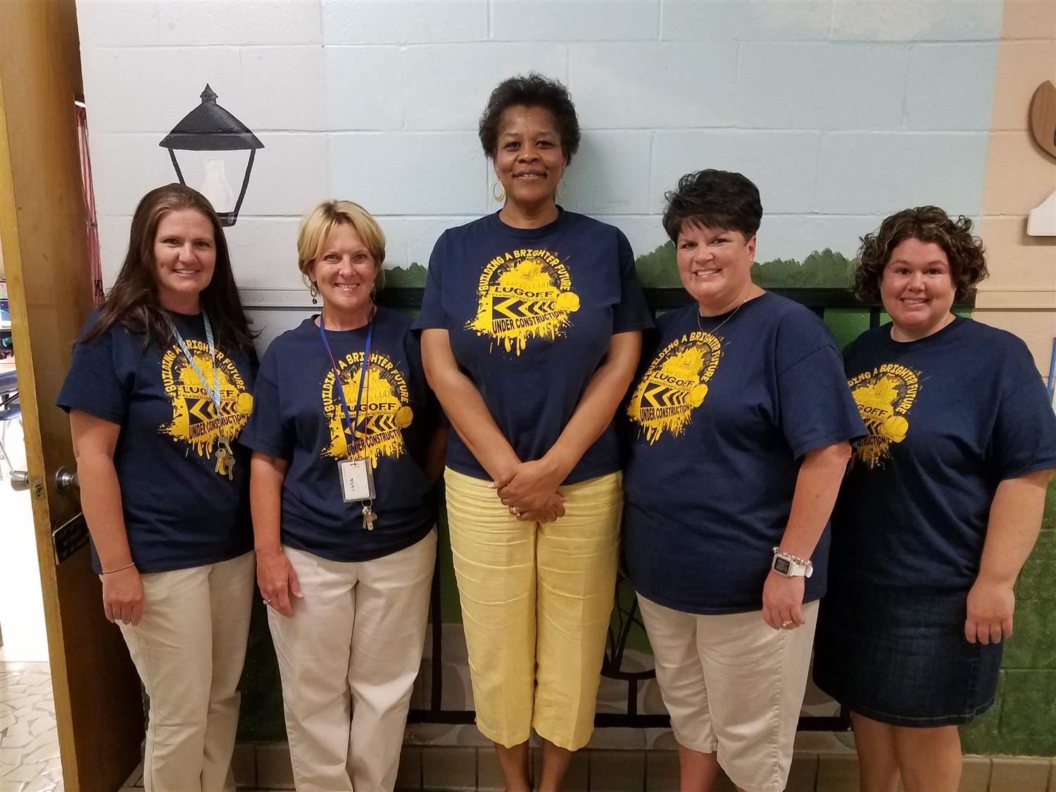 Meet the 2nd Grade Team