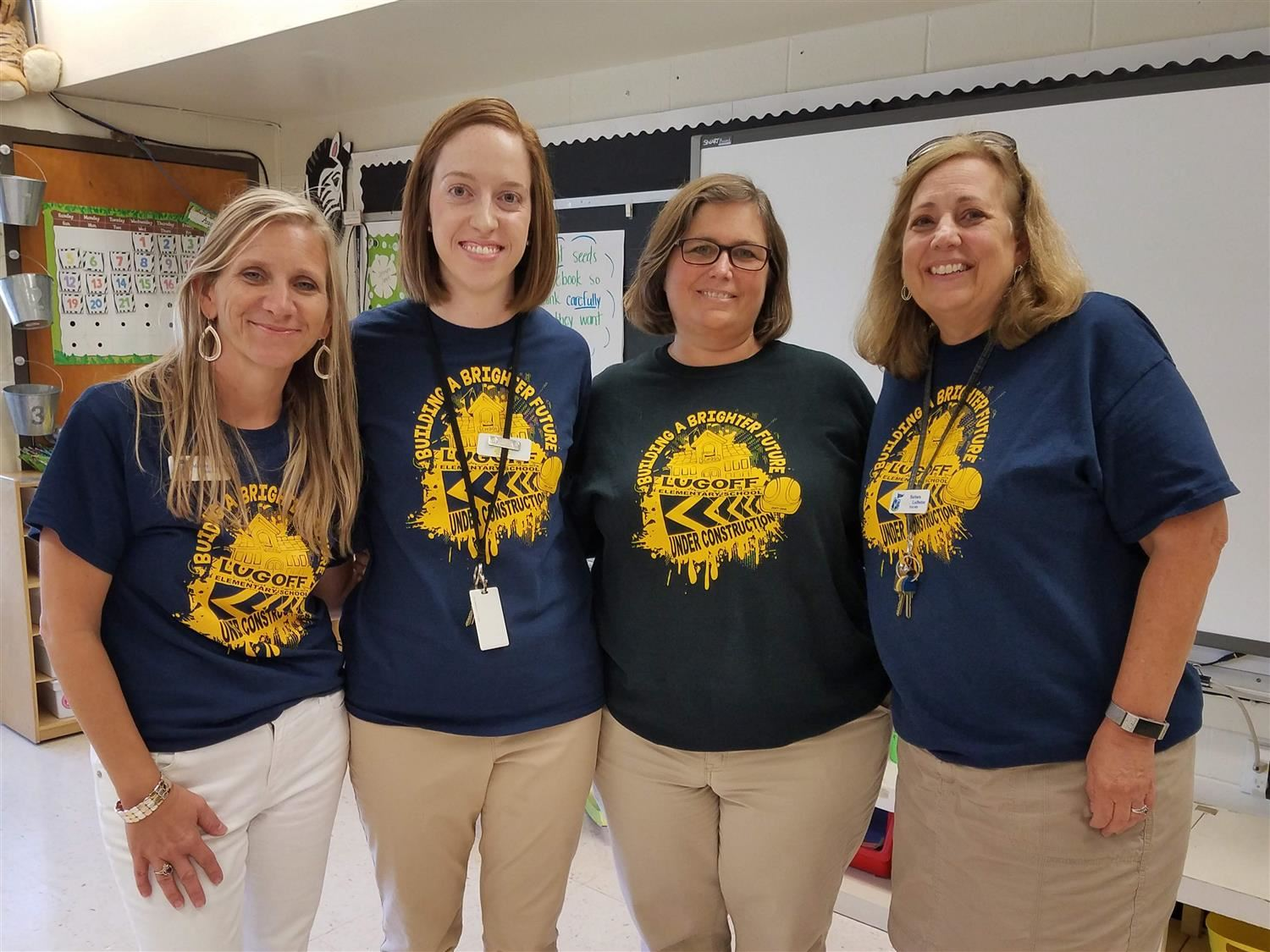 Meet the 5th Grade Team