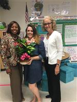 reading teacher of the year 16-17