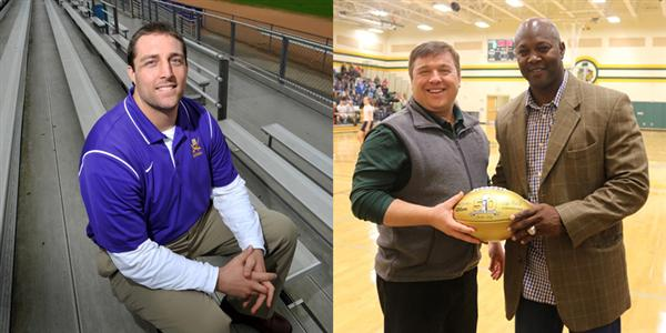 Rimpf, Drakeford selected as new CHS, NCHS AD/football coaches