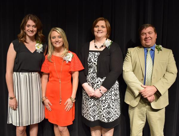 ATEC teacher Brooke Bradshaw named 2017 KCSD Teacher of the Year; Jackson teacher Aimee Nesbitt to